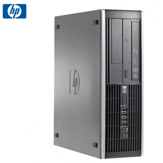 SET GA+ HP 6300 PRO SFF I5-3470/4GB/240GB-SSD-NEW/DVDRW