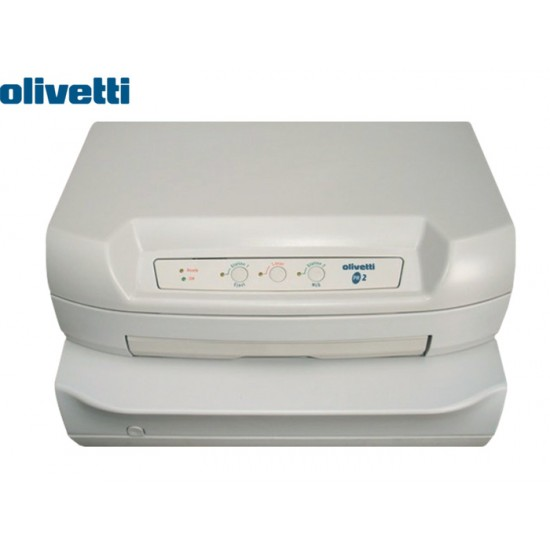 PRINTER PASSBOOK OLIVETTI PR2 S10 SERIAL