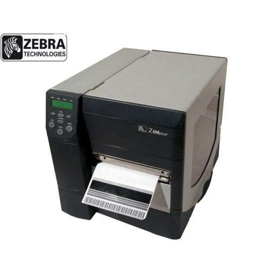 PRINTER LABEL ZEBRA Z6M PLUS 200DPI SER/PAR