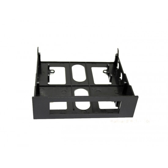 """DRIVE TRAY DELOCK 5.25"""" TO 3.5"""" FOR BLACK DEVICE"""