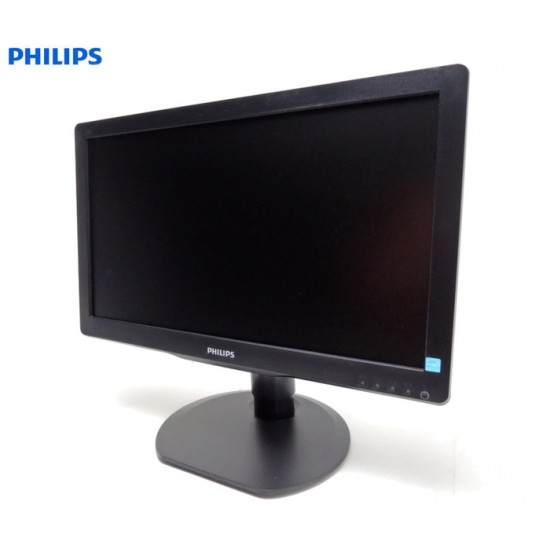 "MONITOR 20"" LED PHILIPS 200S4L BL WIDE MU GB"