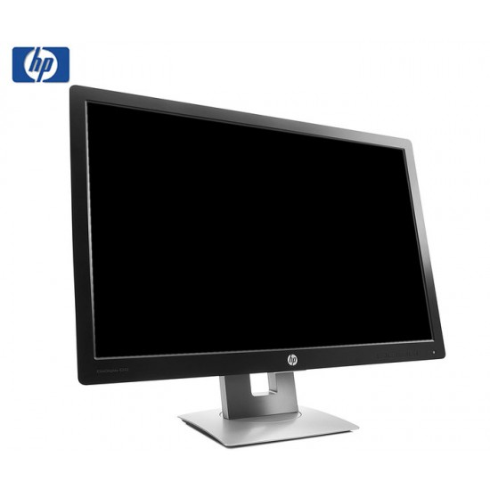 "MONITOR 24"" LED IPS HP E242 BL-SL WIDE GA"