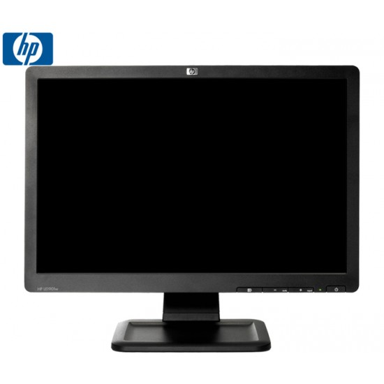 "MONITOR 19"" TFT HP LE1901W BL WIDE GA"
