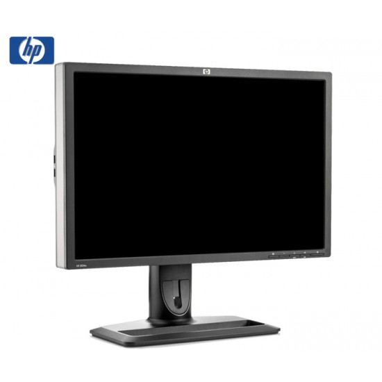 "MONITOR 24"" TFT IPS HP ZR24W BL-SL WIDE GA"