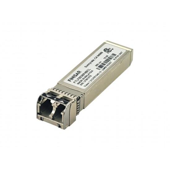 ETH SFP+ EMC COMPAT 10GBASE -SR 850NM 300M MMF DOM TRNSCVR