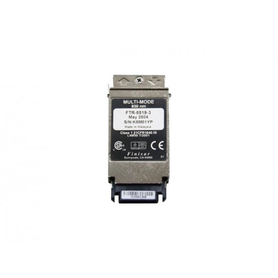 ETH GBIC FINISAR 1GbE Dual SC/PC FTR-8519P-3