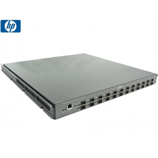SWITCH FC 24P 2GB HP STORAGEWORKS 2/24 316095-B21 24x LIC