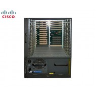 CISCO 7600 SERIES 13-SLOT CHASSIS WITH FAN MODULE & 2PSU DC