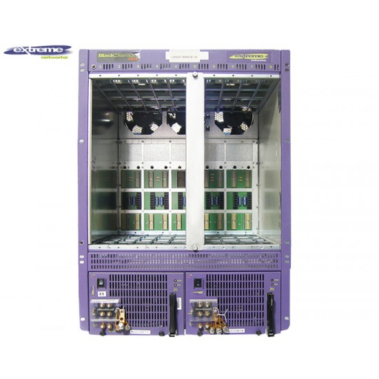 EXTREME NETWORKS 6800 CHASSIS 8SLOT / FAN MODULE & 2PSU DC