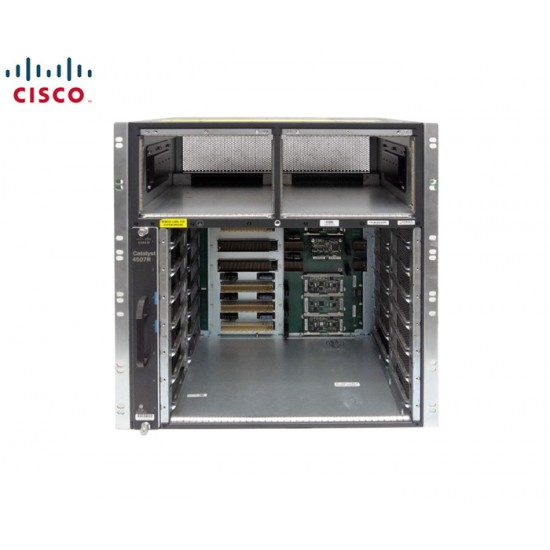 CISCOCATALYST 6509/9 SLOTS/14U/CHASSIS ONLY/NO PSU