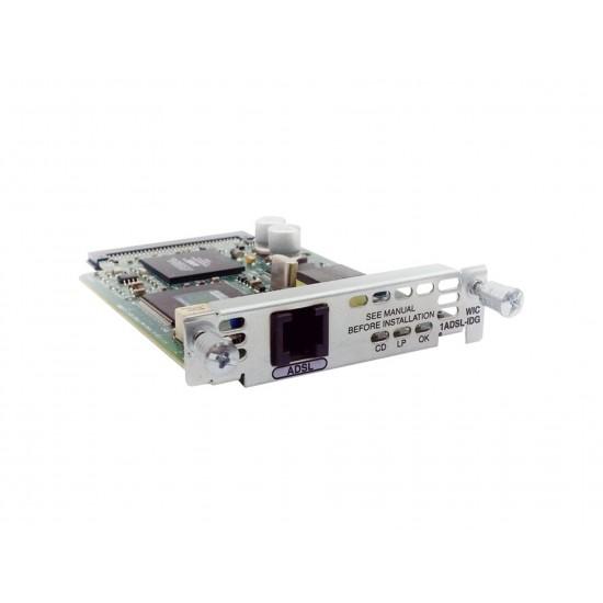 CISCO MODULE WIC-1ADSL-I-DG ISDN