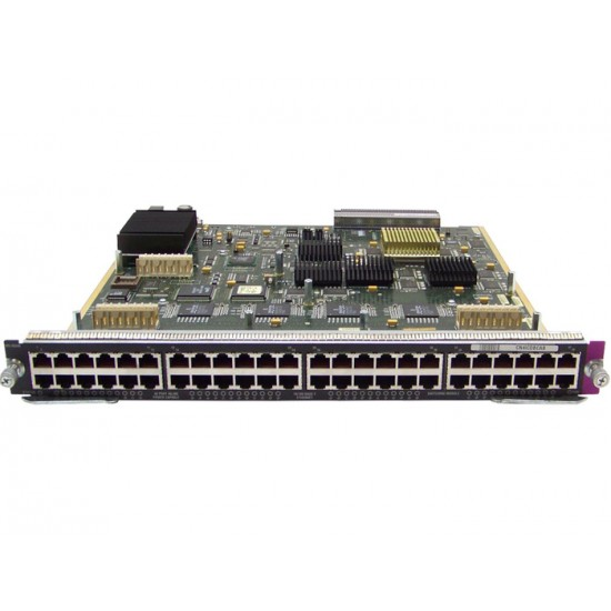 MODULE CISCO SWITCH ETH  48P 100MB FOR CATALYST 6500