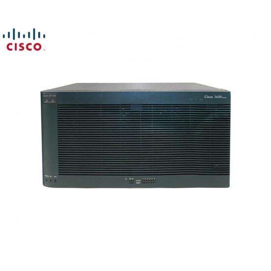 ROUTER CISCO 3660AC W/2xPSU (2FE)