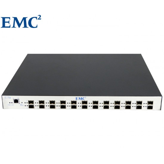 SWITCH FC 24P 2GB EMC DS-24M2 CHASSIS RACK
