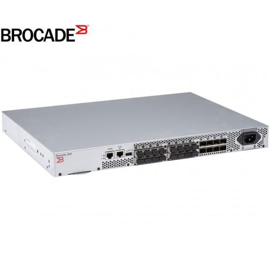 SWITCH FC 24P 8GB BROCADE 300 BR-320-0008
