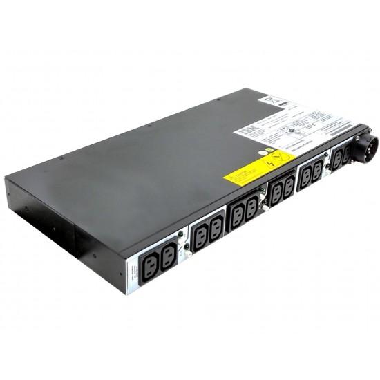 PDU 12-OUTLETS IBM 39Y8918, 12XC13, 220-240V, 1PH, 63A, 1U