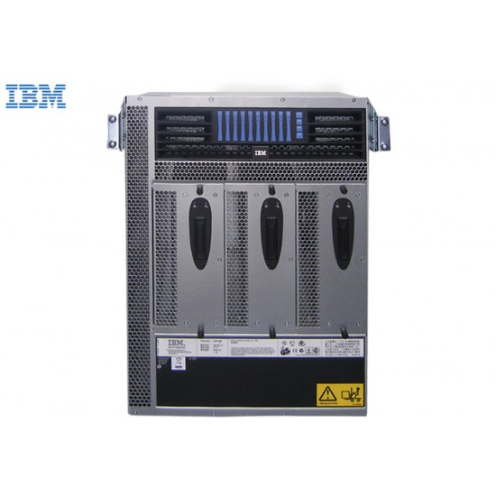 SWITCH FC IBM SAN TOTALSTORAGE 2109-M48 CHASSIS ONLY