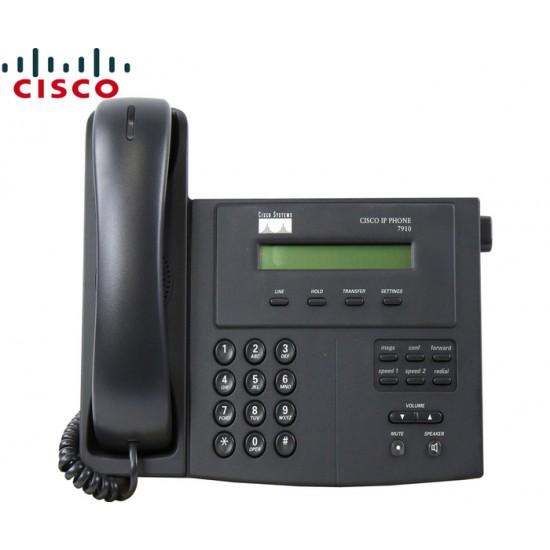 IP PHONE CISCO UNIFIED  7910 NPS/NO HEADSET