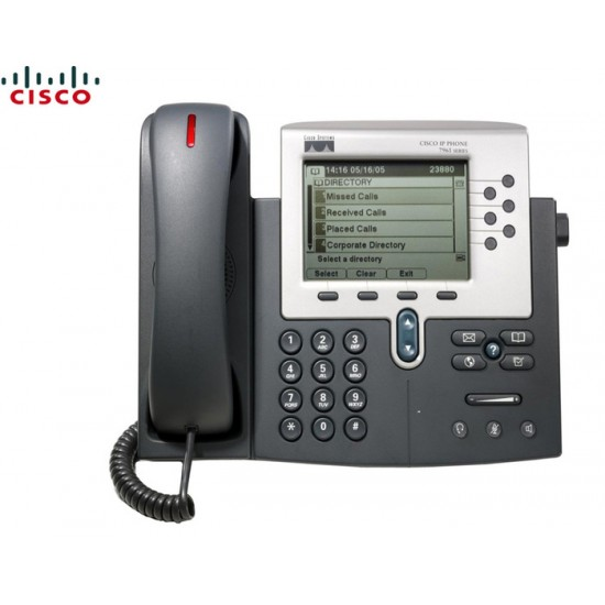 IP PHONE CISCO UNIFIED 7961G - CP-7961G