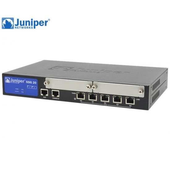 ROUTER JUNIPERS SSG-20 / 2xEMPTYSLOTS with PSU