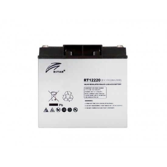 BATTERY VRLA RECHARGABLE  12V-18AH FOR UPS NEW