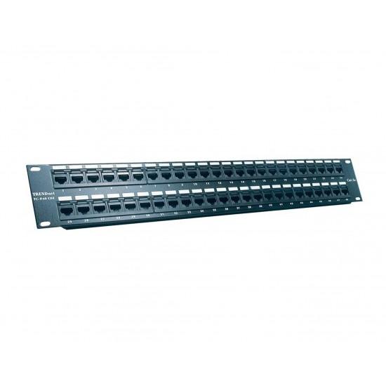 PATCH PANEL MOLEX 48 PORT UTP CAT5e - PID-00059 NEW