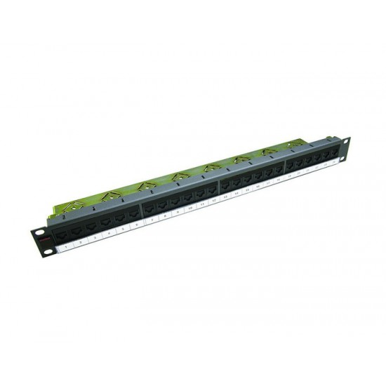 PATCH PANEL MOLEX 24 PORT CAT5e 1U NEW