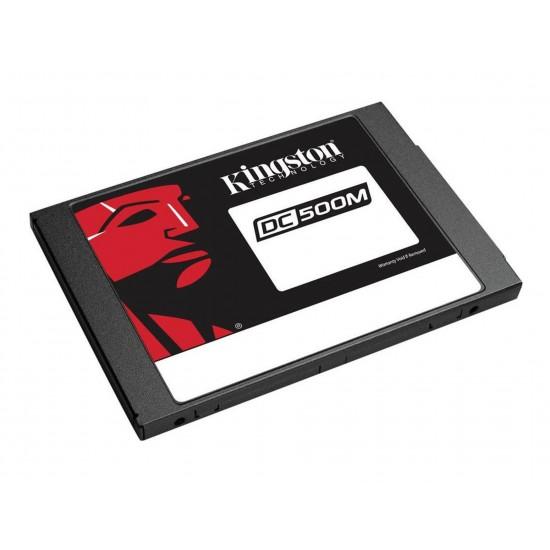 """SSD SRV 960GB 2.5"""" KINGSTON SSDNOW DC500M SATA3 6GB/S NEW"""
