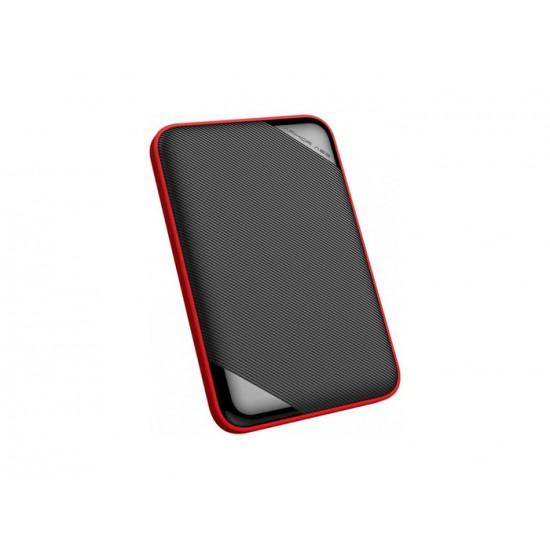 EXTERNAL HDD 1TB SP ARMOR A62 USB 3.2 BLACK/RED NEW