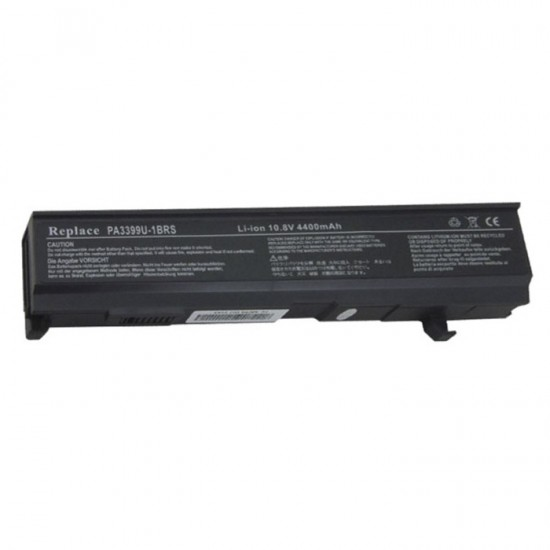 TOSHIBA SATELLITE A100 A80 M100 M40 BATTERY 6CEL.- PA3399