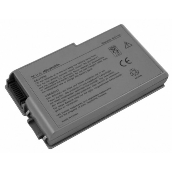 DELL LATITUDE D500-D600 SERIES BATTERY 6 CELLS - M9014