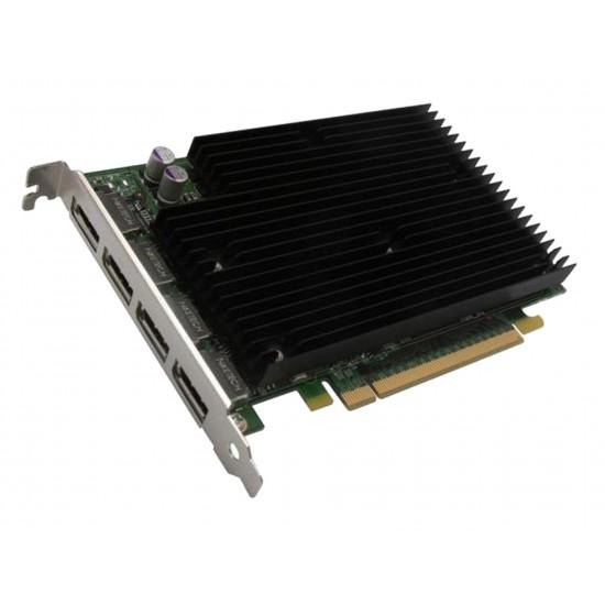 VGA 512MB NVIDIA QUADRO NVS-450 DDR3 QUAD DPORT PCI-EX