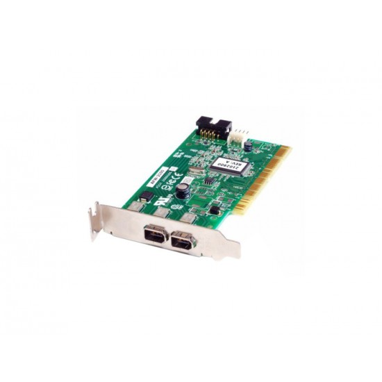 FIREWIRE 2-PORT IEEE 1394 ADAPTEC AFW-2100  PCI CARD ADAPTER