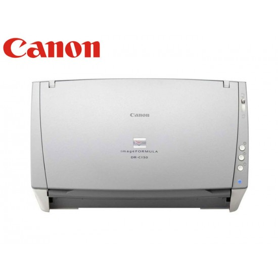 SCANNER CANON DR-C130 BL NO PSU NO OUTPUT TRAY