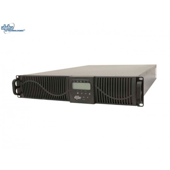 UPS 2000VA ALPHA CONTiNUiTY 2000VA RACK 2RU ON-LiNE/LCD