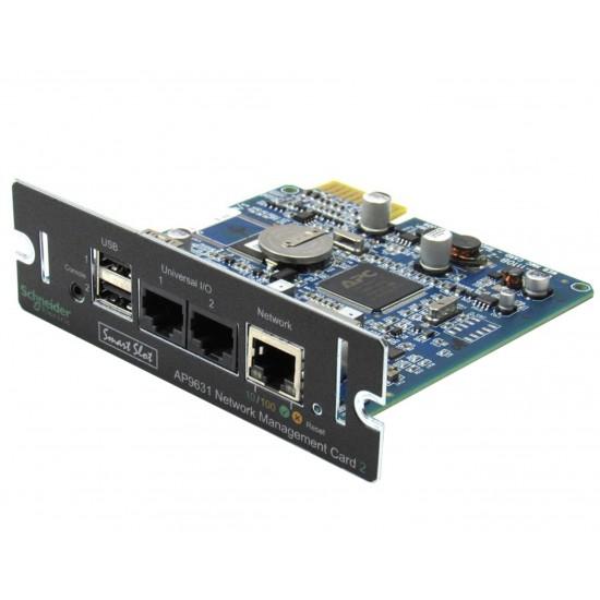 UPS APC NETWORK MANAGEMENT CONTROLLER AP9631