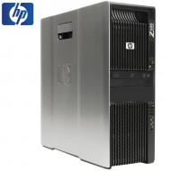 SET WS HP Z600 2x QC-E5620/16GB/500GB/DVD/NVS295/WIN7PC
