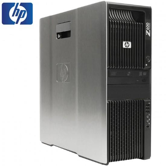 SET WS HP Z600 2x QC-E5620/16GB/500GB/DVD/NVS310/WIN7PC